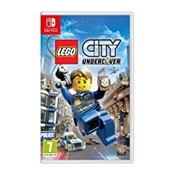 Lego City Undercover NSwitch