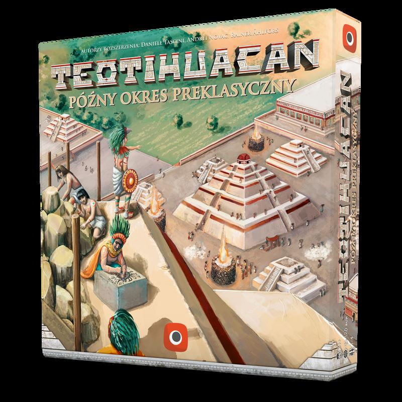 Teotihuacan: Późny Okres Preklasyczny (przedsprzedaż)