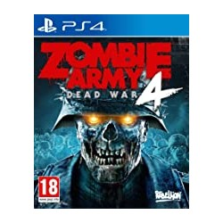Zombie Army 4 Dead War PS4...