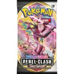 Pokemon TCG: Rebel Clash -...