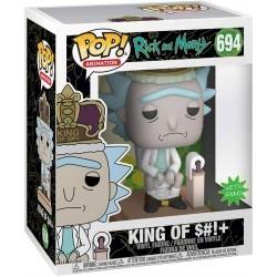 POP! Rick & Morty - King of