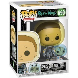 POP! Rick & Morty - Space...
