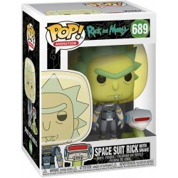 POP! Rick & Morty - Space...