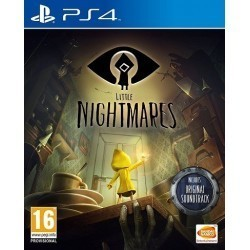 Little Nightmares PL PS4...