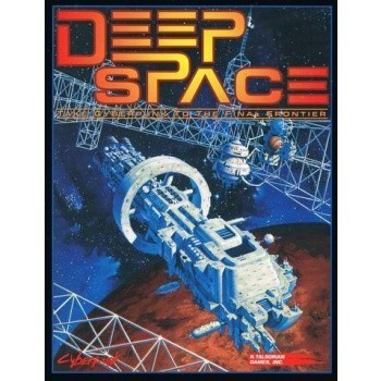 Cyberpunk 2020 RPG: Deep Space