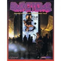 Cyberpunk 2020 RPG: Eurotour