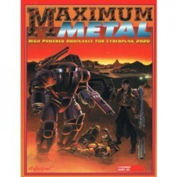 Cyberpunk 2020 RPG: Maximum...
