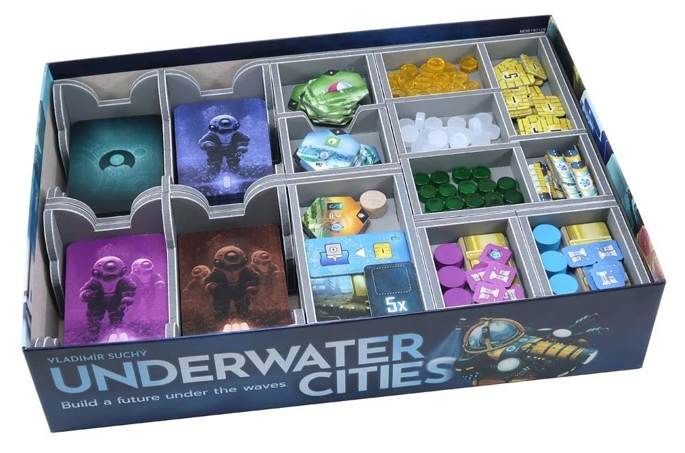 Folded Space - Podwodne Miasta - Insert