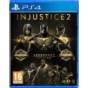 Injustice 2 Legendary Edition PS4 używana