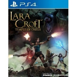 Lara Croft and the Temple...