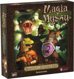 Magia i Myszy - Opowieści z Mrocznej Kniei