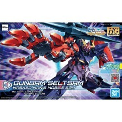 HGBD:R 1/144 Gundam Seltsam