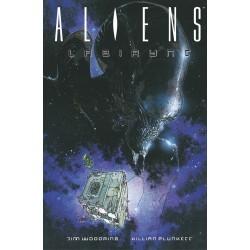 Aliens. Labirynt