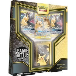 Pokemon TCG: League Battle...