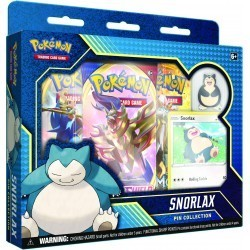Pokemon TCG: Snorlax Pin...