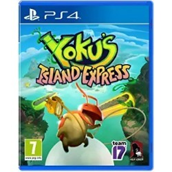 Yoku's Island Express PS4...