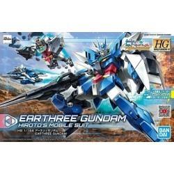 HGBD:R 1/144 Earthree Gundam