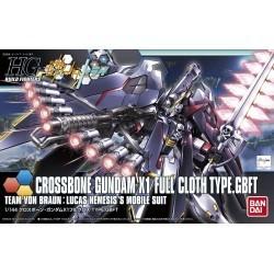 HGBF 1/144 Crossbone Gundam...