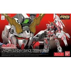 RG 1/144 Unicorn Gundam...