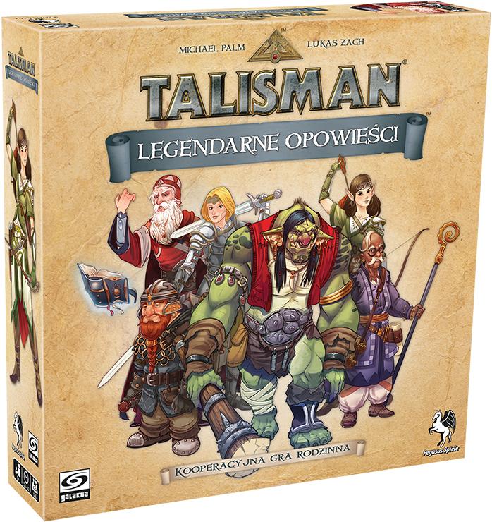 Talisman - Legendarne Opowieści