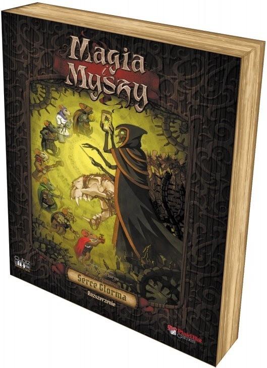 Magia i Myszy - Serce Glorma