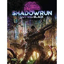 Shadowrun Cutting Black