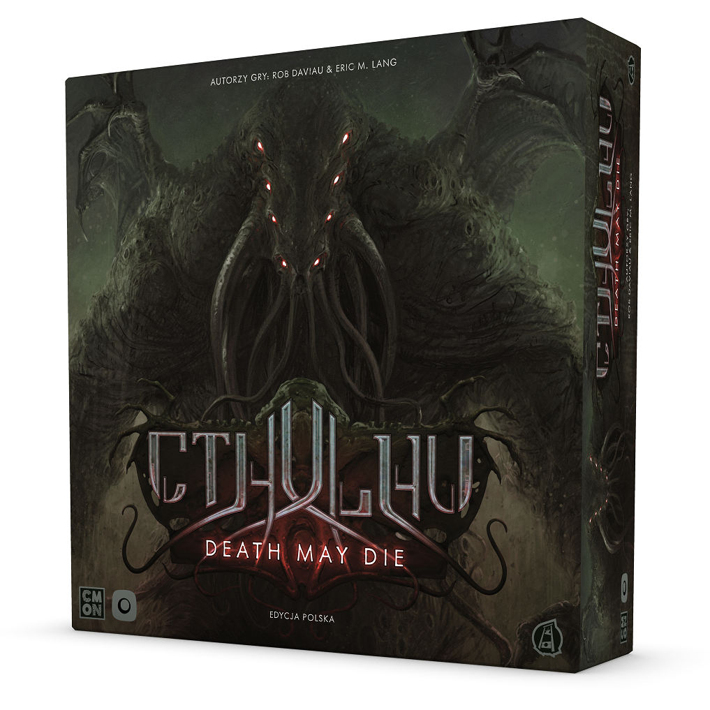 Cthulhu: Death May Die (PL)
