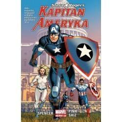 Steve Rogers Kapitan...