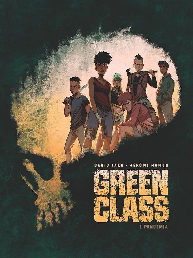 Green Class T.1 Pandemia