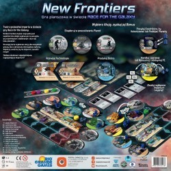 New Frontiers (przedsprzedaż)