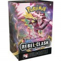 Pokemon TCG: Rebel Clash Build & Battle + 3 Boostery