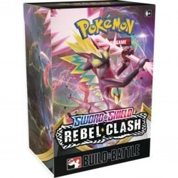 Pokemon TCG: Rebel Clash...