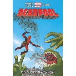 Deadpool Martwi Prezydenci...