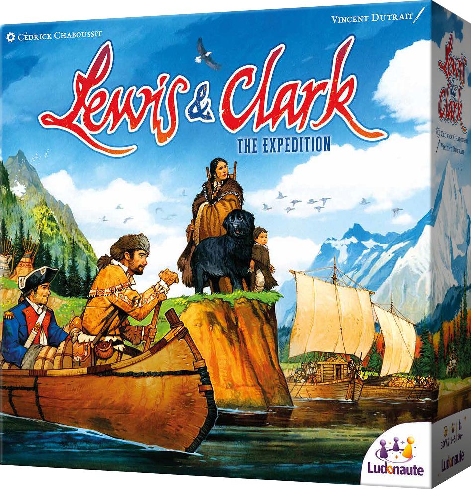 Lewis & Clark: The Expedition (edycja polska) (przedsprzedaż)
