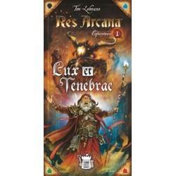 Res Arcana: Lux et Tenebrae...