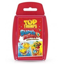 Top Trumps Super Zings