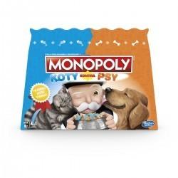 Monopoly Psy i Koty