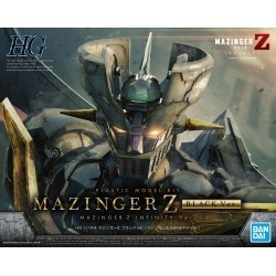 HG 1/144 Mazinger Z Black...