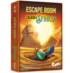 Escape Room Zagadka Sfinksa