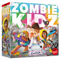 Zombie Kidz Ewolucja