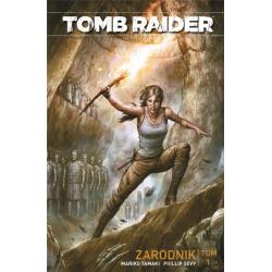 Tomb Raider T.1 Zarodnik