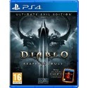 Diablo III Ultimate Evil Edition ANG PS4 używana
