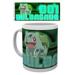 Kubek - Pokemon Bulbasaur Neon