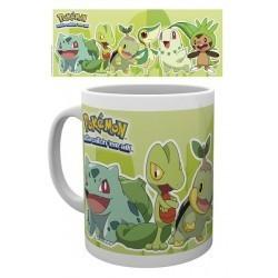 Kubek - Pokemon Grass Partners