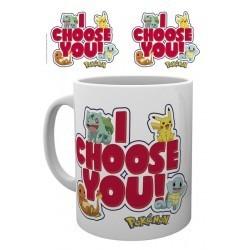Kubek - Pokemon I Choose You