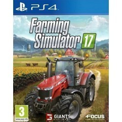 Farming Simulator 17 PL PS4...