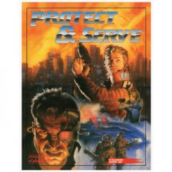 Cyberpunk 2020 RPG: Protect...
