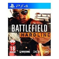 Battlefield Hardline PL PS4