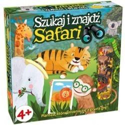 Safari Szukaj i Znajdz