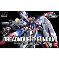 HG 1/144 Dreadnought Gundam